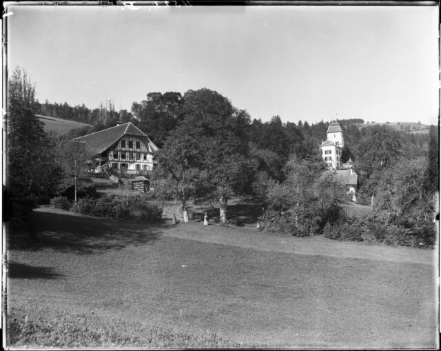 Rümligen -- Bauernhaus
