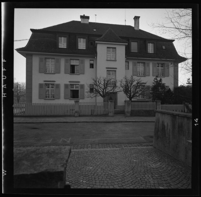 Bern: Deutsche Botschaft