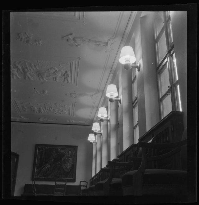 Renovation des Rathauses