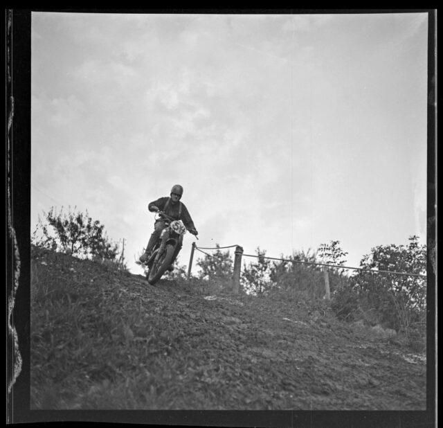 Motocross-Rennen bei Gerzensee