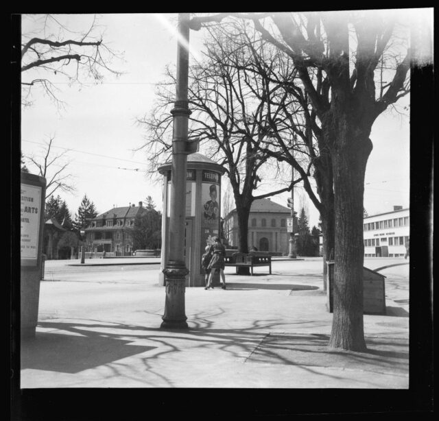 Bern: Helvetiaplatz