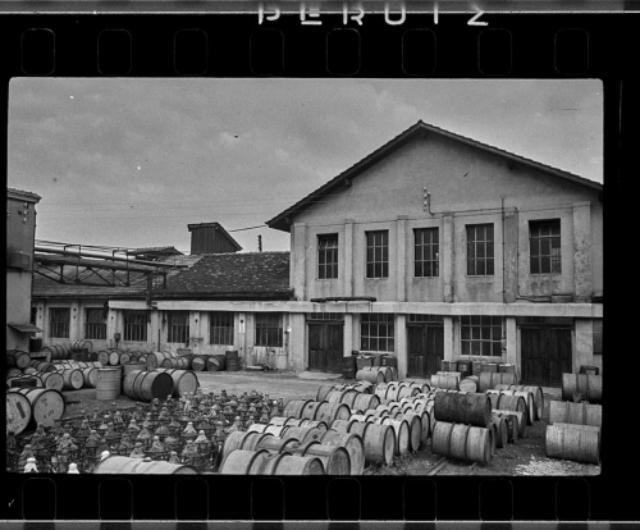 Dardagny, La Plaine : ancienne usine Gardy