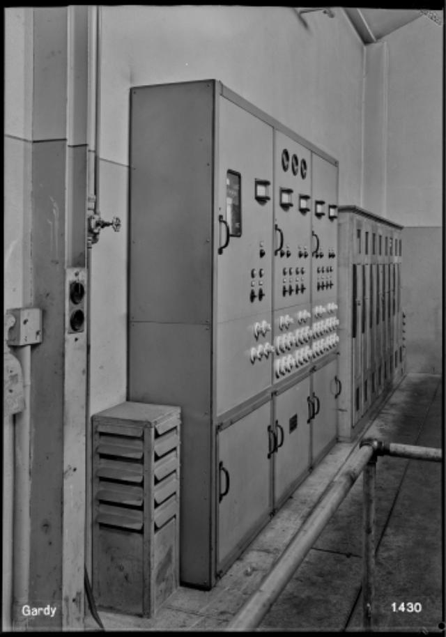 Genève, avenue de la Jonction : annexe de l'usine Gardy