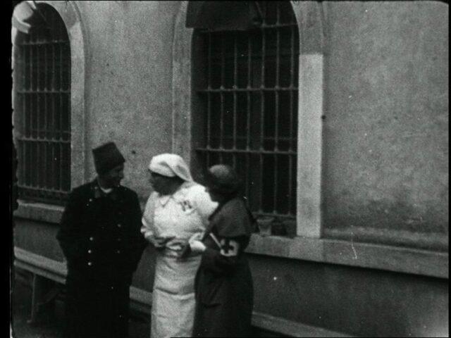 Les réfugiés russes de Constantinople [La guerre gréco-turque : Constantinople (film 6)]