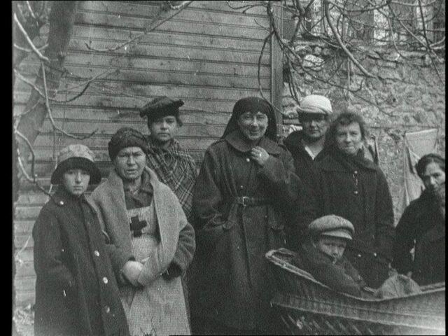 Les réfugiés russes de Constantinople [Gymnase russe de Top-Hané]