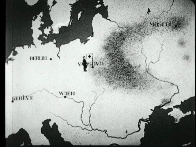 La lutte contre le typhus : l'activité du Comité international de la Croix-Rouge en Pologne