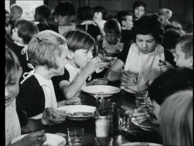 Villepatour : foyer suédois pour les enfants de France victimes de la guerre