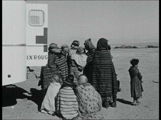 [Algérie 1962 : fabrication du lait en poudre]