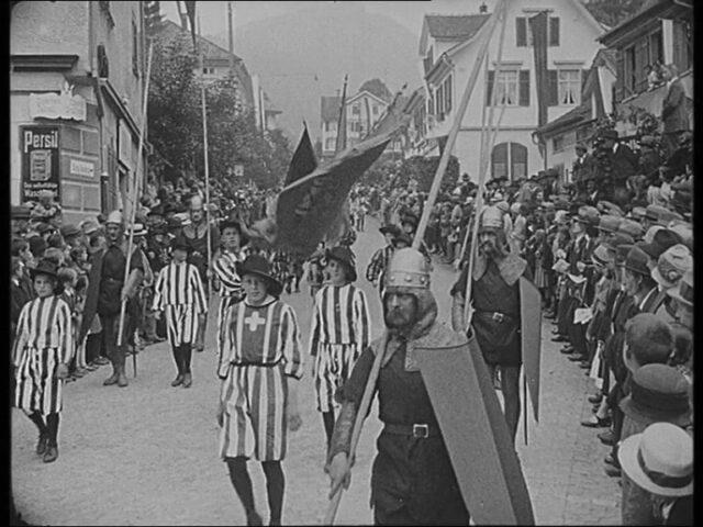 700 Jahr-Feier der Stadt Lichtensteig 1228-1928