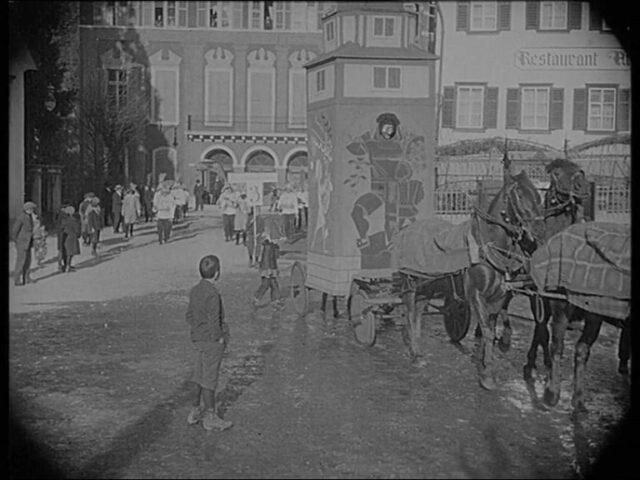Fastnachts-Umzug Altdorf 1927