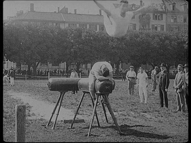 Turnertag der Turnvereinigung der Stadt Zürich 1924 / Fête de l'Union des Gymnastes de la Ville de Zürich 1924
