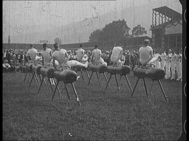 59. Eidgen. Turnfest Luzern, 20.-24. Juli 1928, 2. Akt