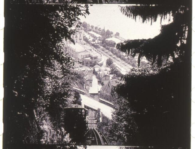 [AFA 2. The Suspension Railway of the Wetterhorn]