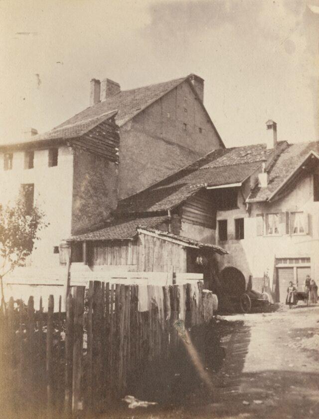 Pully, 1860er Jahre