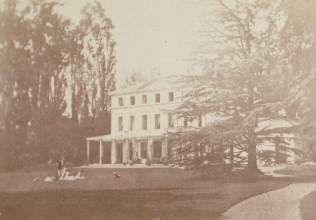 Domaine Vernand-Bois-Genoud, 1860er Jahre