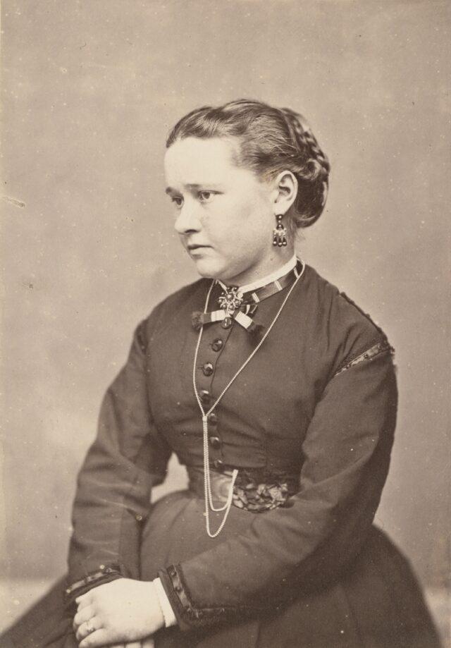 Louisa, 1860er Jahre