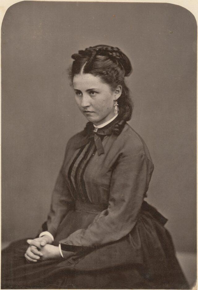 Blanche Guisan, 1860er Jahre