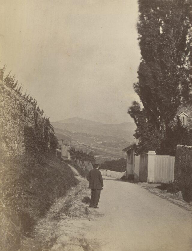 """""""A Clarmont"""", Kanton Waadt, 1870er Jahre"""