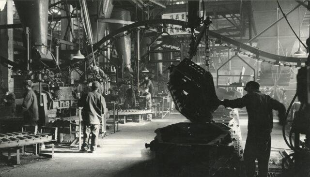 Fabrikhalle, Changchun, 1964/65