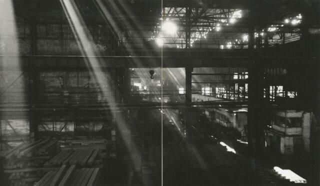 Fabrikhalle, Schdanow (Mariupol, Ukraine), 1968