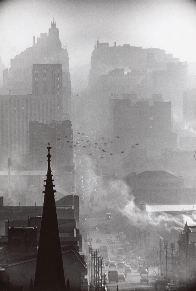 Johannesburg, Südafrika, 1956
