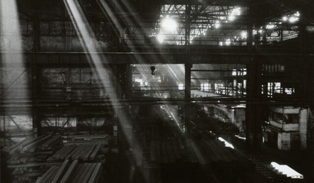 Fabrikhalle, Mariupol (Schdanow), 1968