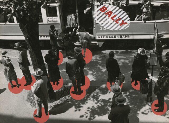 """Originalentwurf, """"Bally"""", um 1930"""