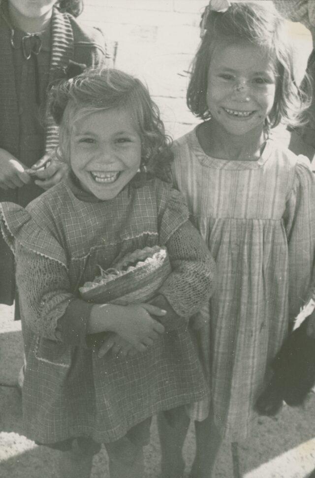 Mädchen, um 1940