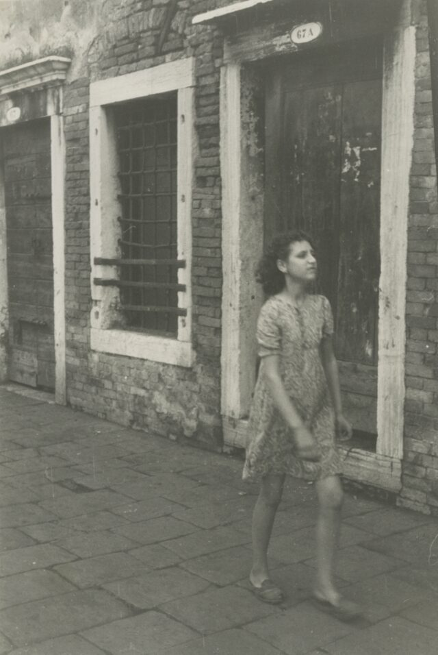 Venedig, 1948–1954