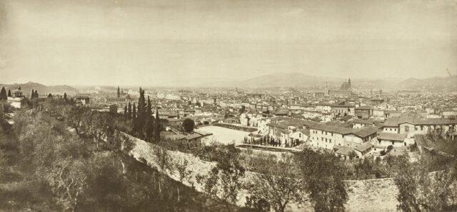 Florenz, 1860er Jahre