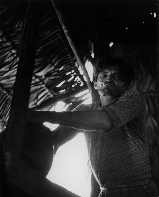Mit dem Flussboot in die grüne Hölle, Rio Negro, Brasilien, 1954