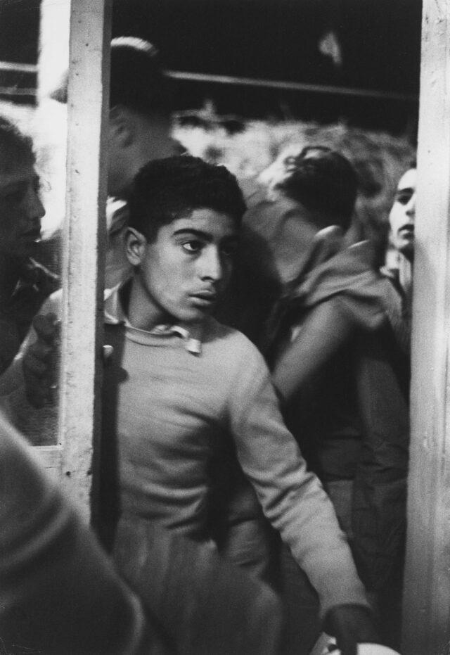 Militärisches Lager, Tel Aviv, 1960