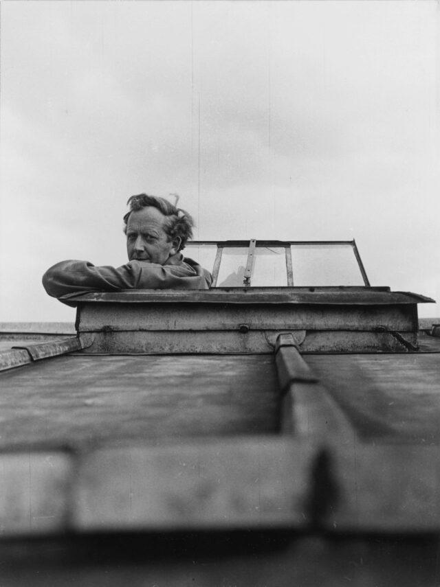 Walter Läubli, Paris, 1951