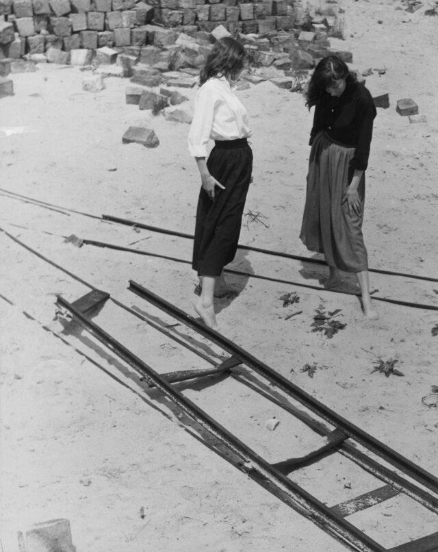 Vallée de Chevreuse, um 1951
