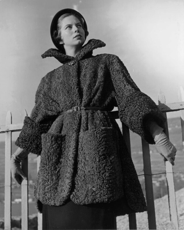 Mode, Studentenarbeit, 1948