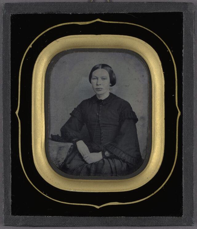 Fräulein Erbacher, ca. 1852-1870
