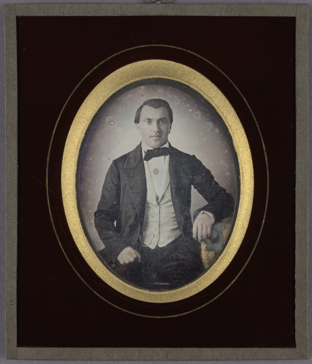 Männerporträt, ca. 1840-1860