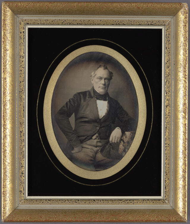 Dr. G. Imhof, 1849