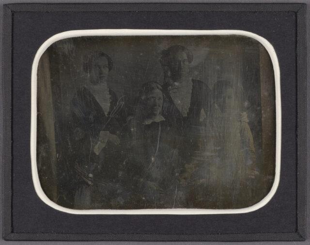 Gruppenporträt, ca. 1840-1860