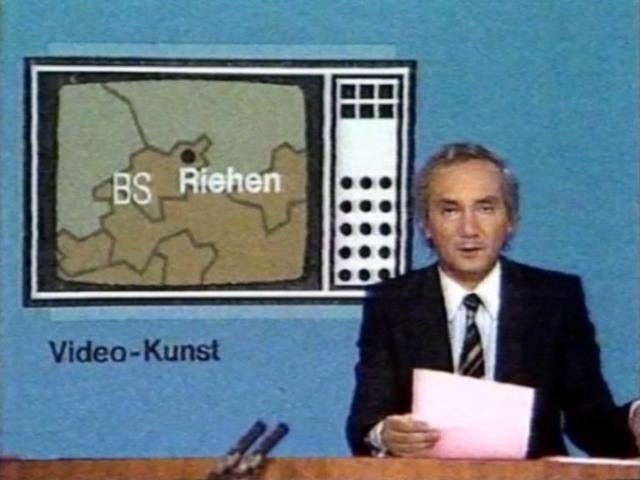 Tagesschau, Schweizer Fernsehen, 6. Juli 1984