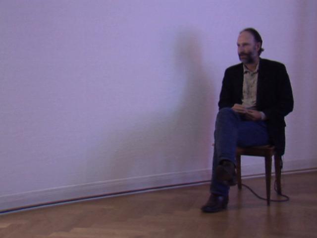 Interview mit Bruce Nauman