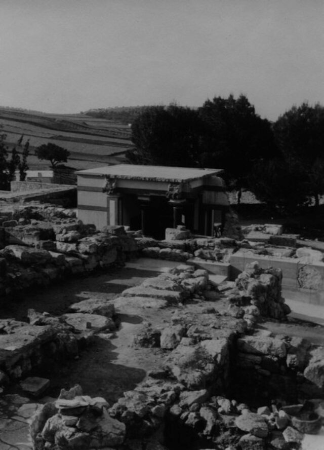 Grèce - Cnossos
