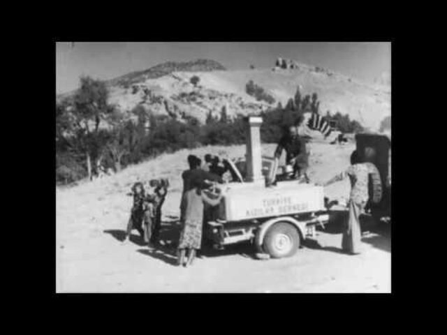Turkey Earthquake, Lice, September 1975 (c01346)