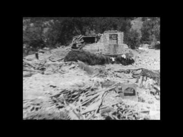 Turkey Earthquake, Lice, September 1975 (c01347)