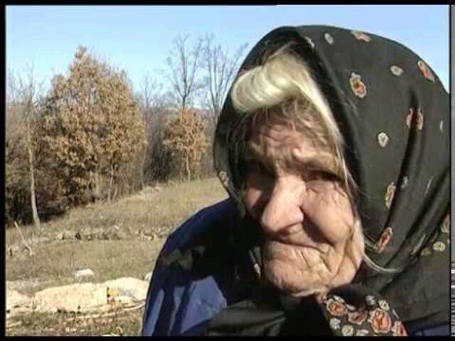 netwerk TV broadcast December 23rd, 1996: elderly people in Croatia (1996)