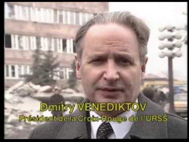 Armenia Diciembre 1988, Armenie Décembre 1988 ( Armenia Decembre 1988 )
