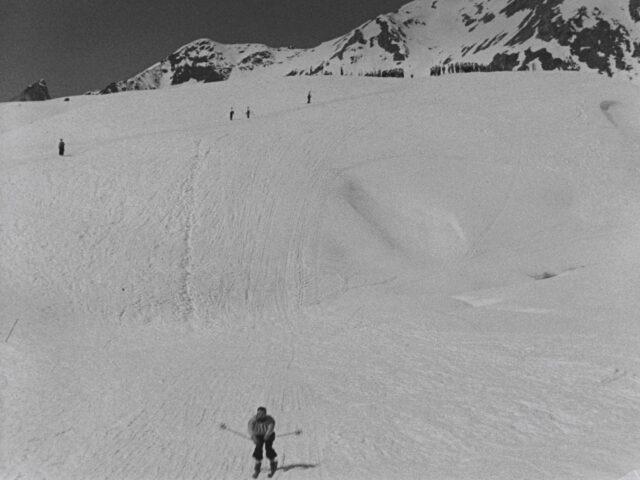 Skikonkurrenz