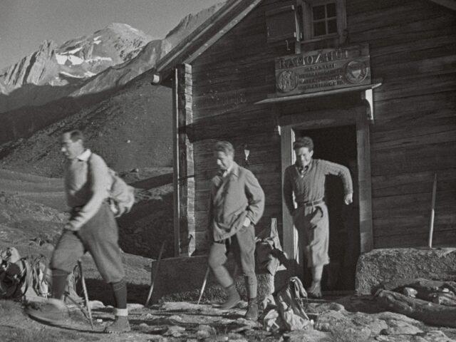 Bergtour ab Ramozhütte