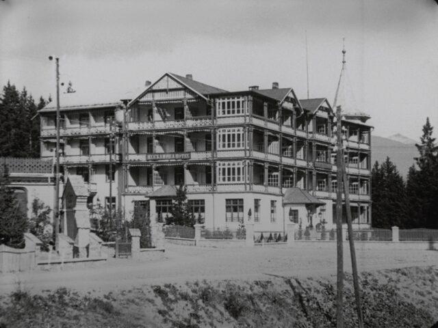 Hotel Alexandra, Arosa