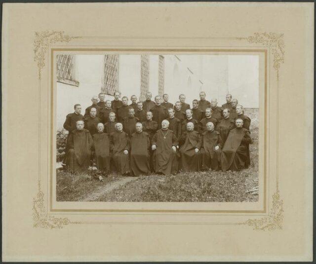 Kloster Engelberg, Konvent, Abt Anselm Villiger